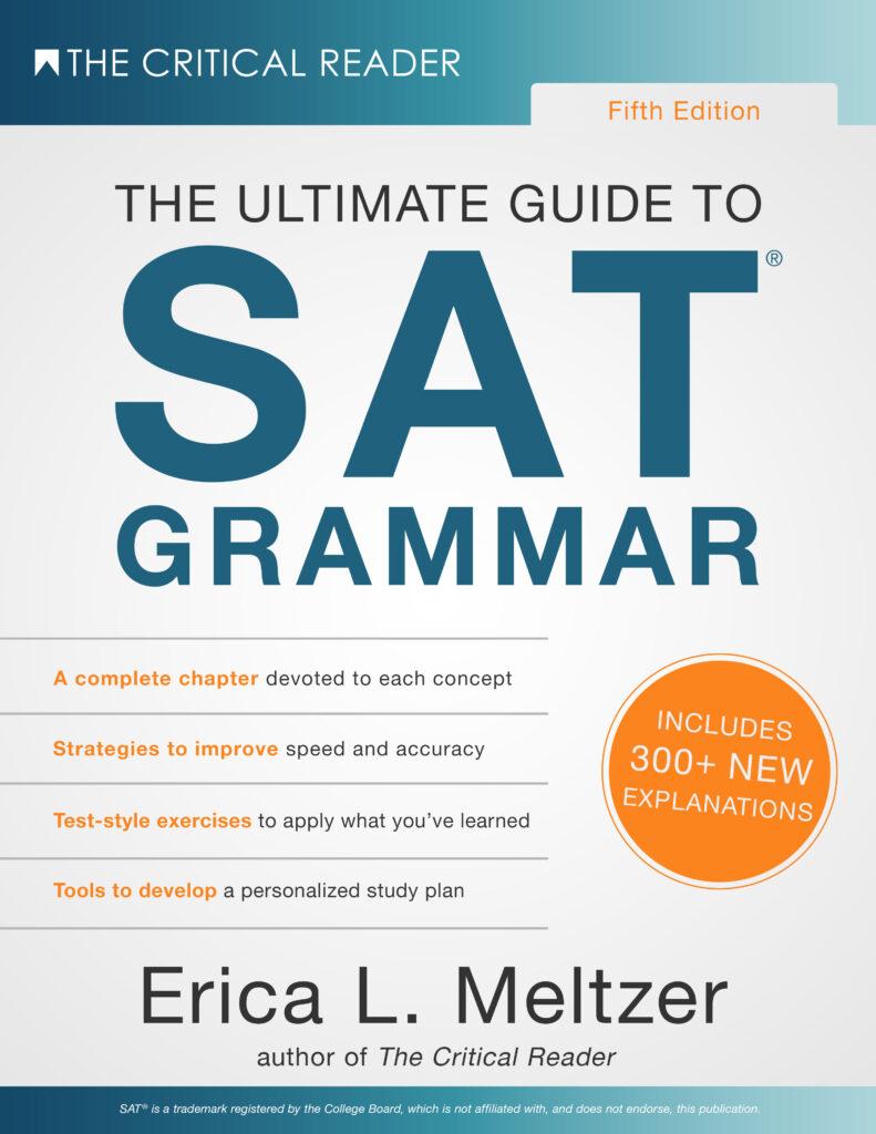 Erica Meltzer SAT Grammar