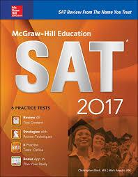 Mc-Graw Hill Education Sat 2017