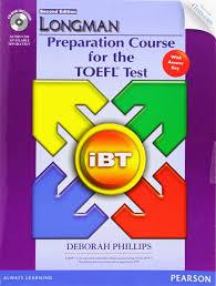Longman Preparation for the TOEFL test